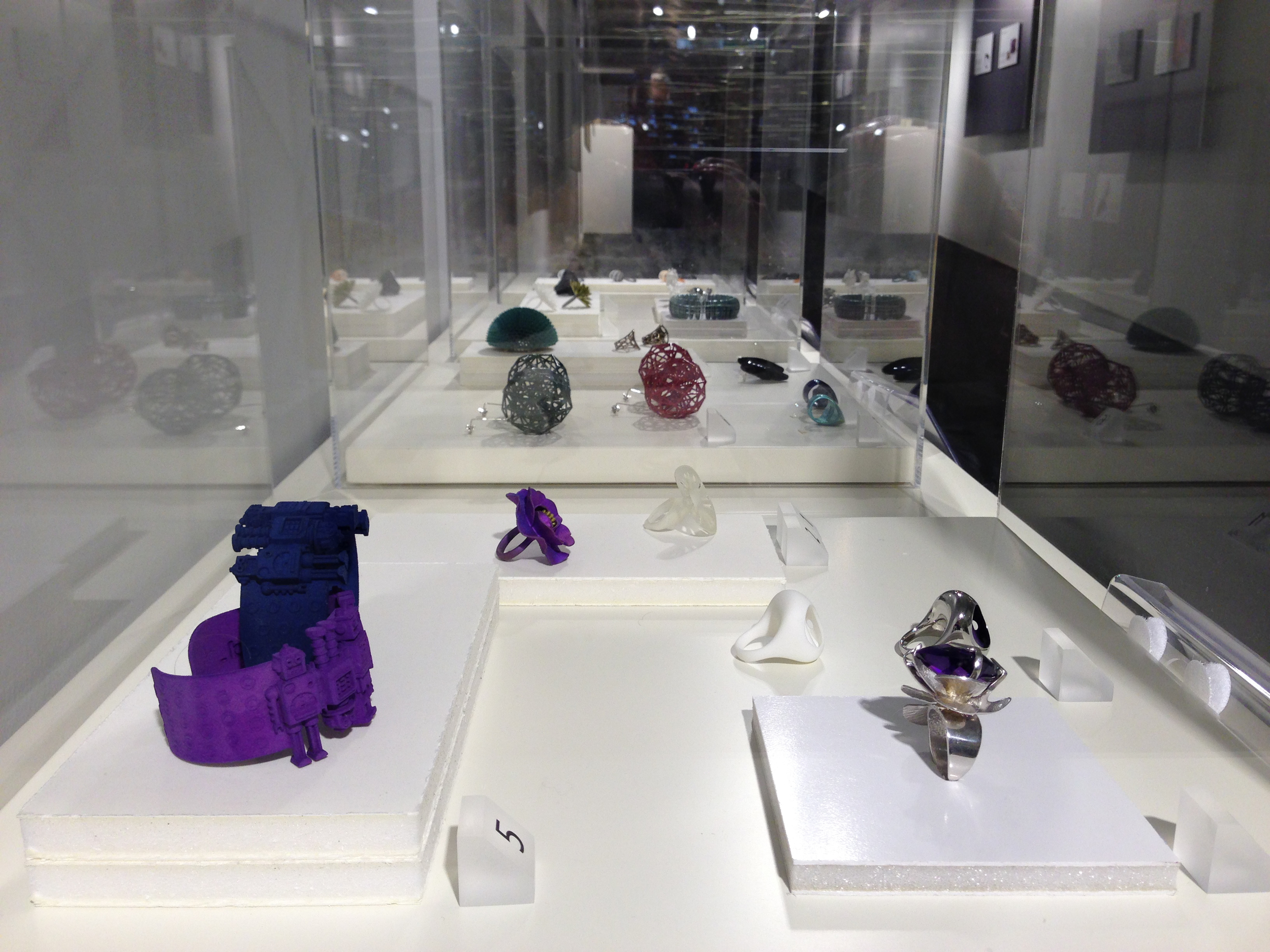 """""""Around the future: 3D printing for jewellery"""" Exhibition at Vicenzaoro"""