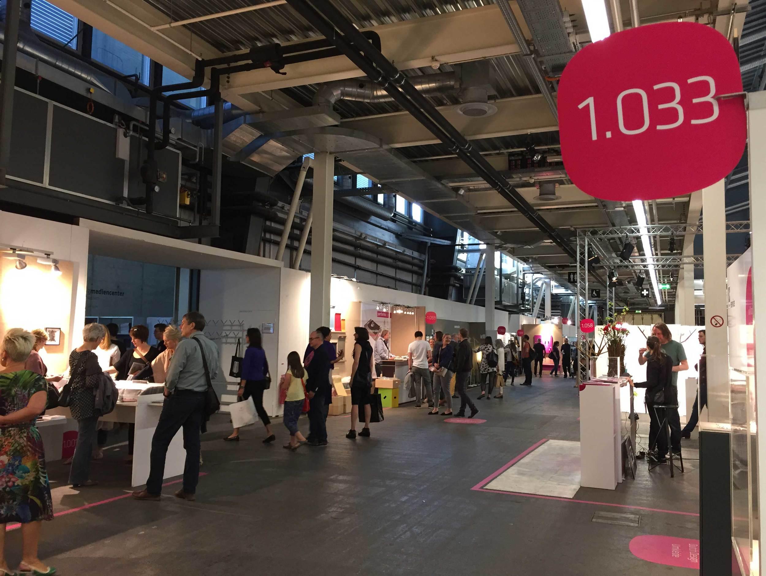 blickfang at Messe Basel