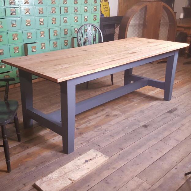 Pine Kitchen Table — E&A