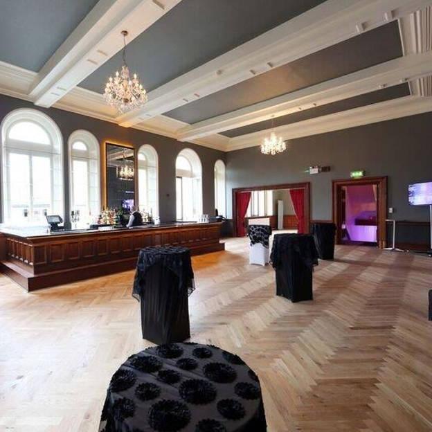 St Columb's Hall - balcony bar flooring 2.jpg