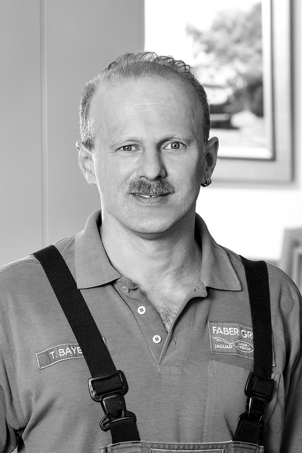 Kfz-Meister Thomas Bayer