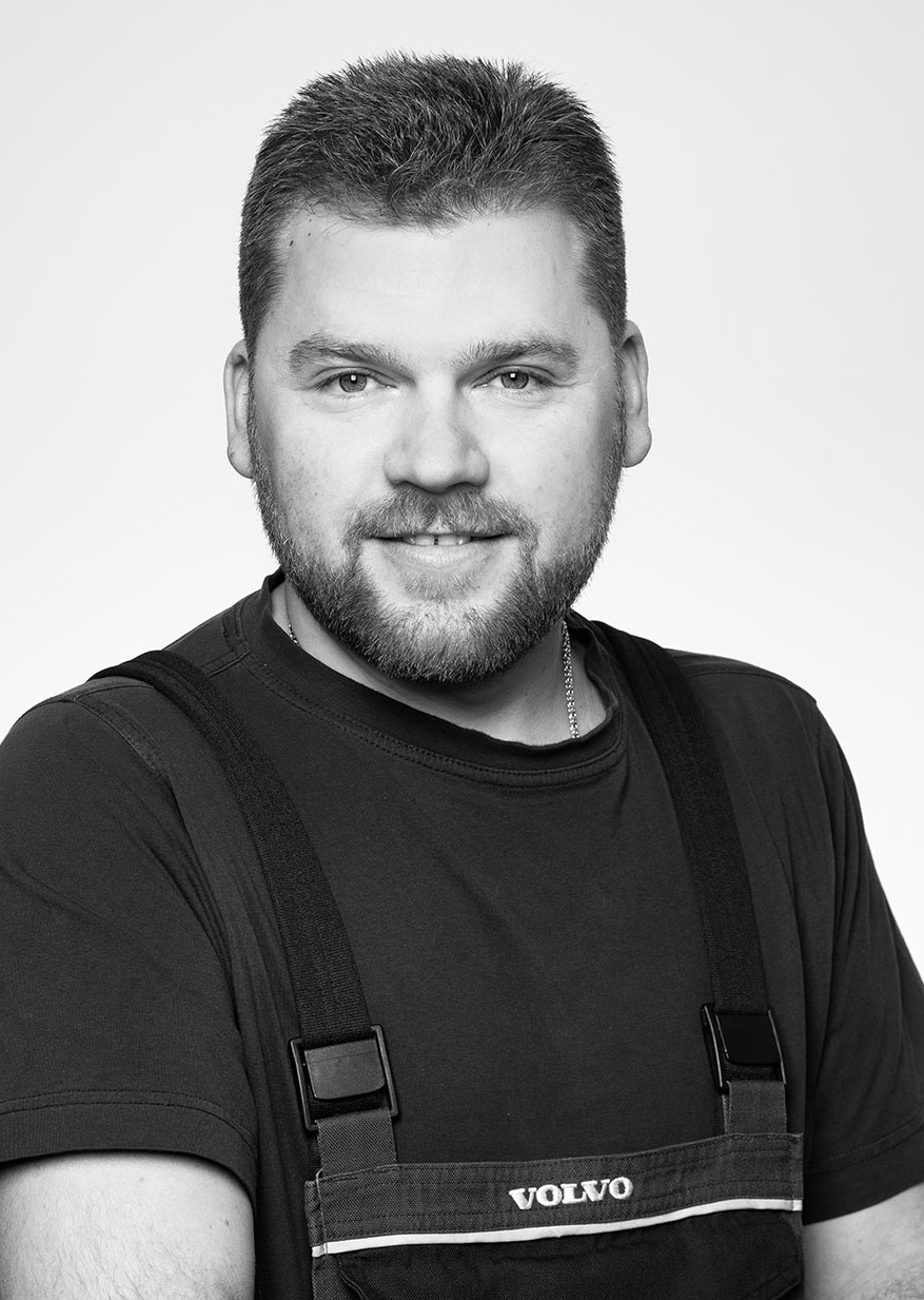Kfz-Mechatroniker Dmitry Kessner