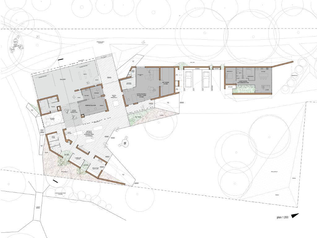 Braham Architects - Martumili Arts Facility Ground Floor Plan.png