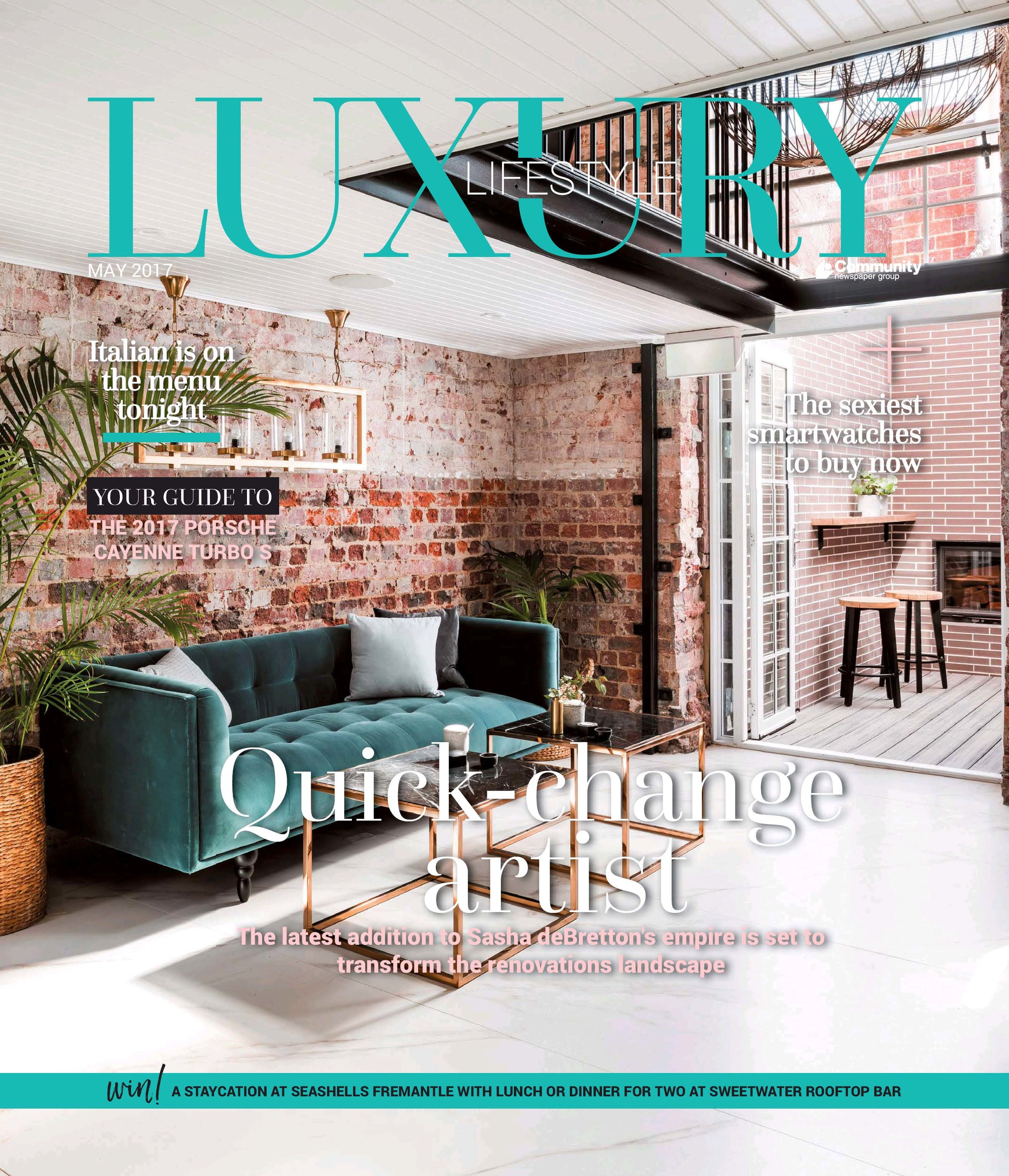 Braham Architects - World of Renovation - Luxury Lifestyle Cover.jpg