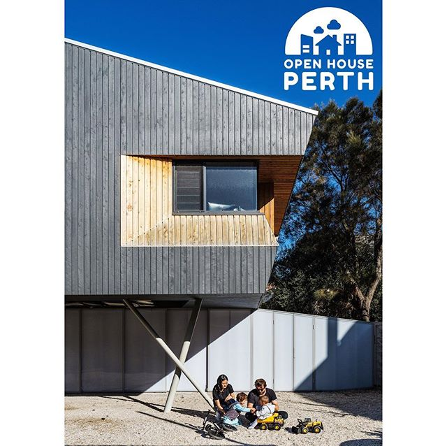 Open House Perth this weekend. Beach Office, 100 Thompson Road North Fremantle @brahamarchitects will be open this Sunday from 10am - 3pm. Come check it out @openhouseperth along with other great projects and buildings all around Perth. Hope to see you then. Photo by @putrasia