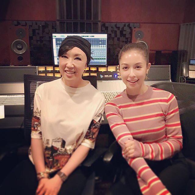 Yumi Matsutoya & BENI #yumimatsutoya #beni #singer #singersongwriter #recordingstudio #recordingsession #vocalist #api #api1608 #mmx #mastermixstudios #tokyo #proac #recording #recordingstudio