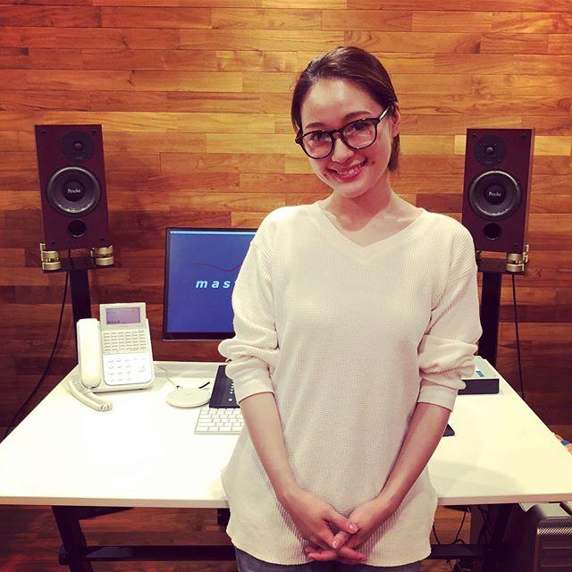 Chay #singersongwriter #fashionmodel #guiterist #vocalist #proacstudio100 #cancam #cancam #recordingstudio #singer #mastermixstudios #tokyo #recordingsession #cancam専属モデル  #proac #chạy #mmx #5thanniversary #dmsd #decouplers #chay #japanese #recording #api #telefunkenak47