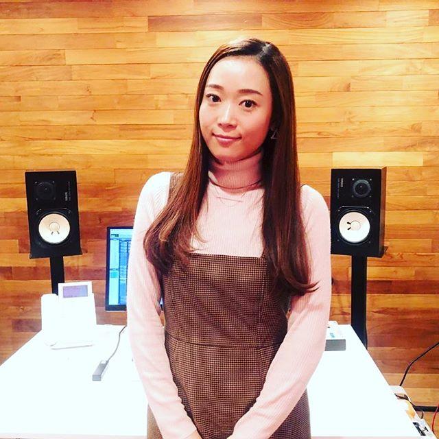 Wakana #vocalist #vocal #kalafina #animesong #singer #singersongwriter #mastermixstudios #mmx #recording #recordingstudio #mmx