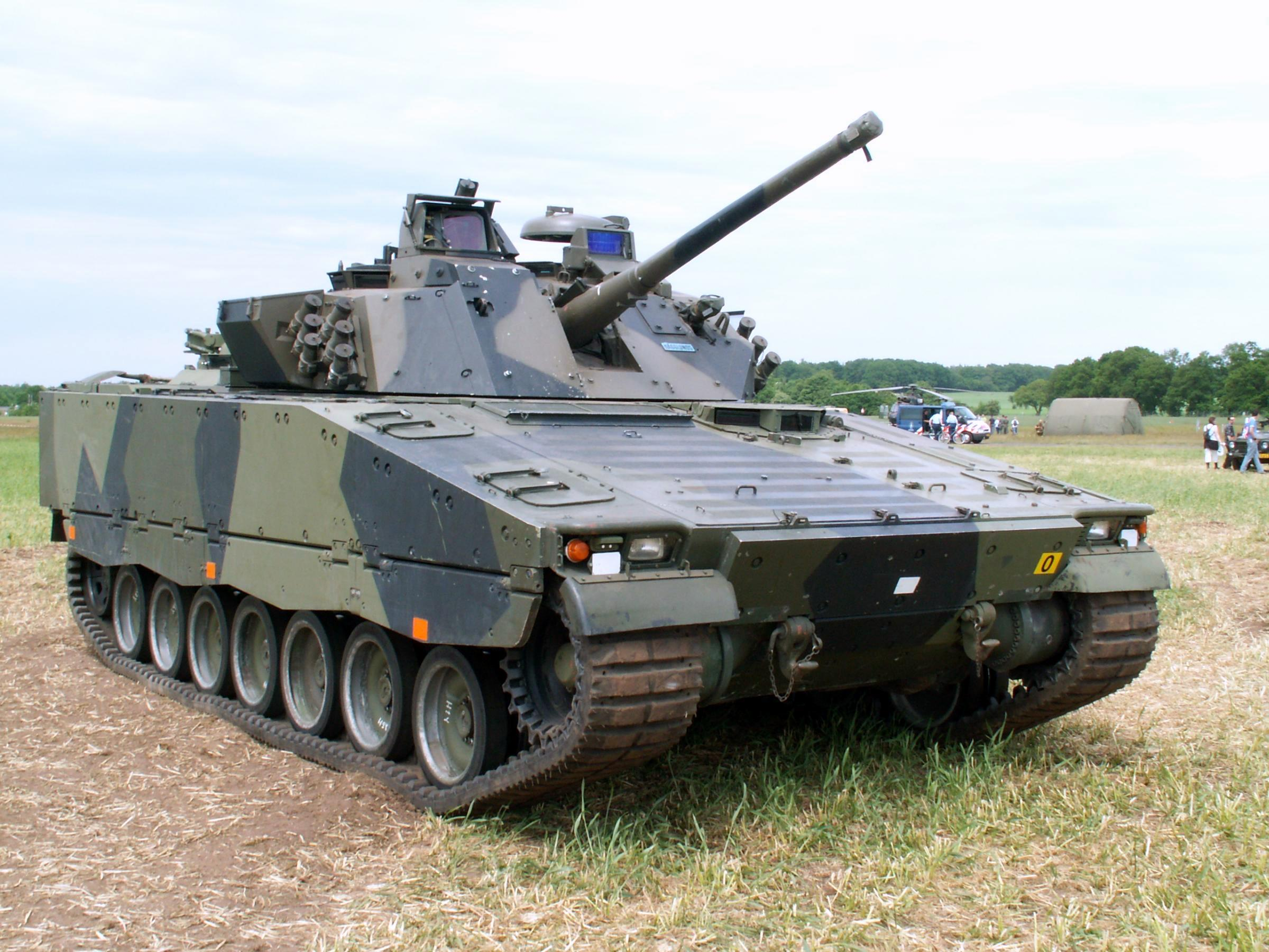 The CV-90: A former contender for Canada's CCV Competition.