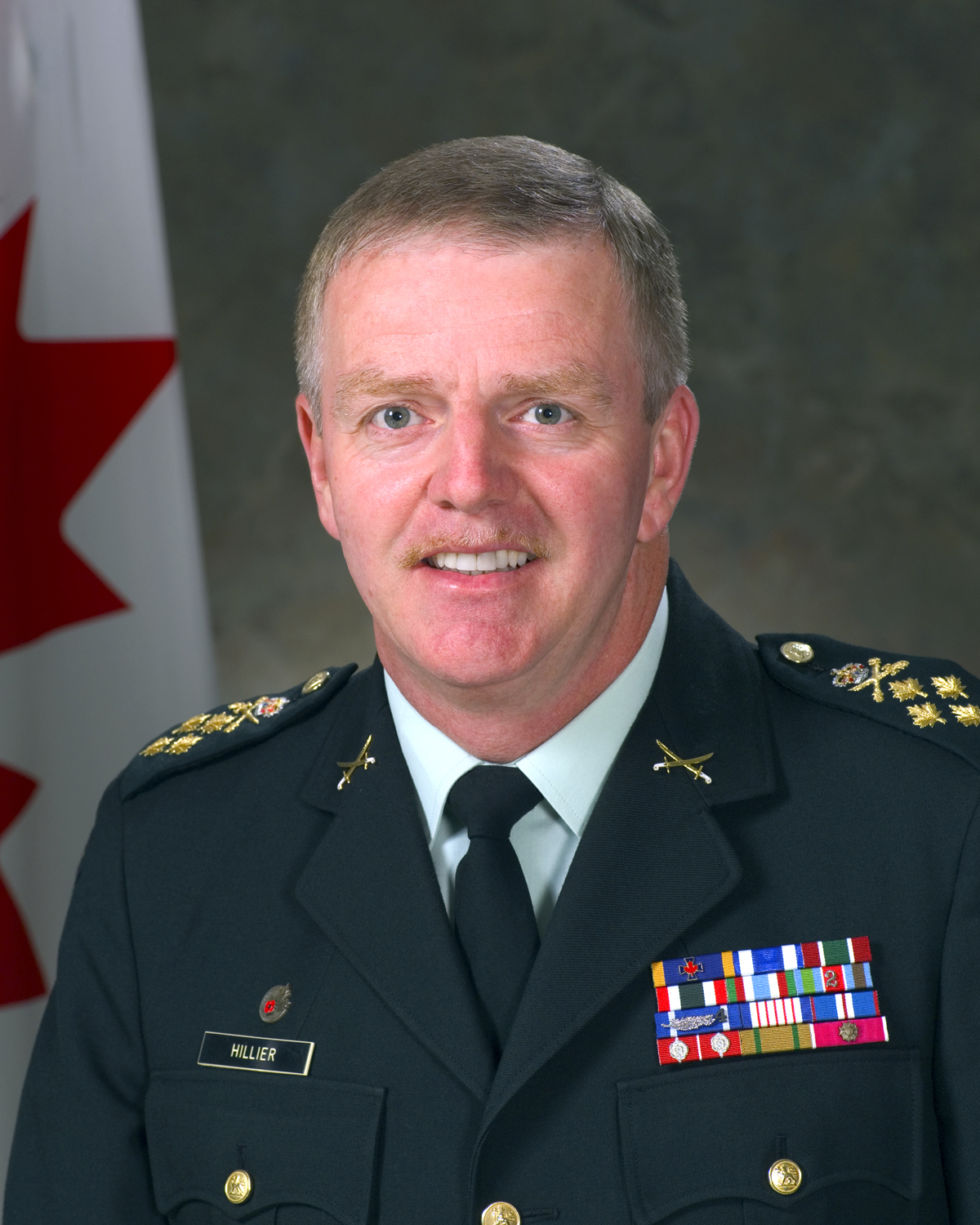 Former Chief of Defence Staff Rick Hillier