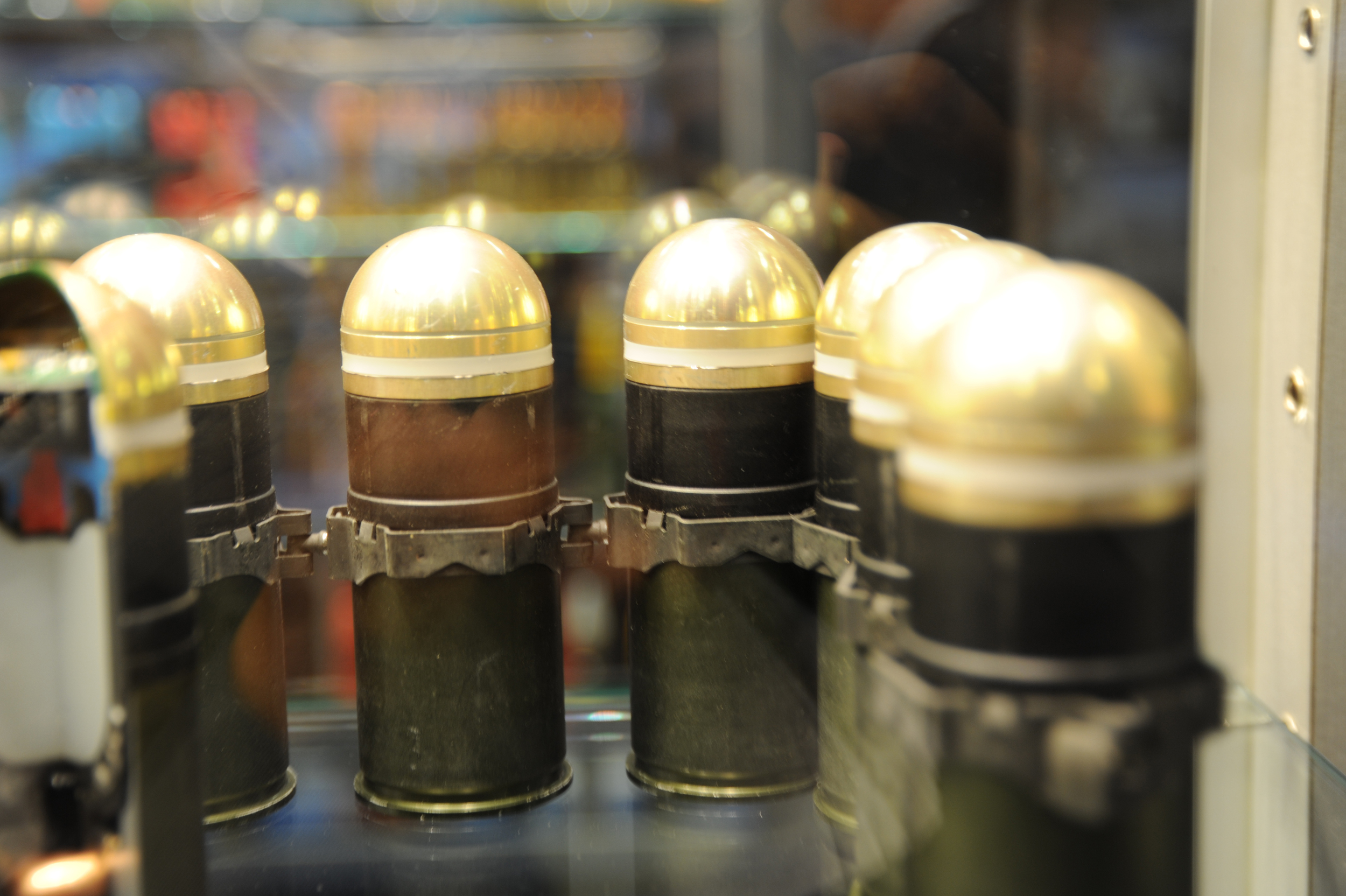 Munitions are the backbone of armies worldwide. The Canadian Armed Forces is embarking on a plan to acquire new weapons and munitions over the next decade. (david pugliese)