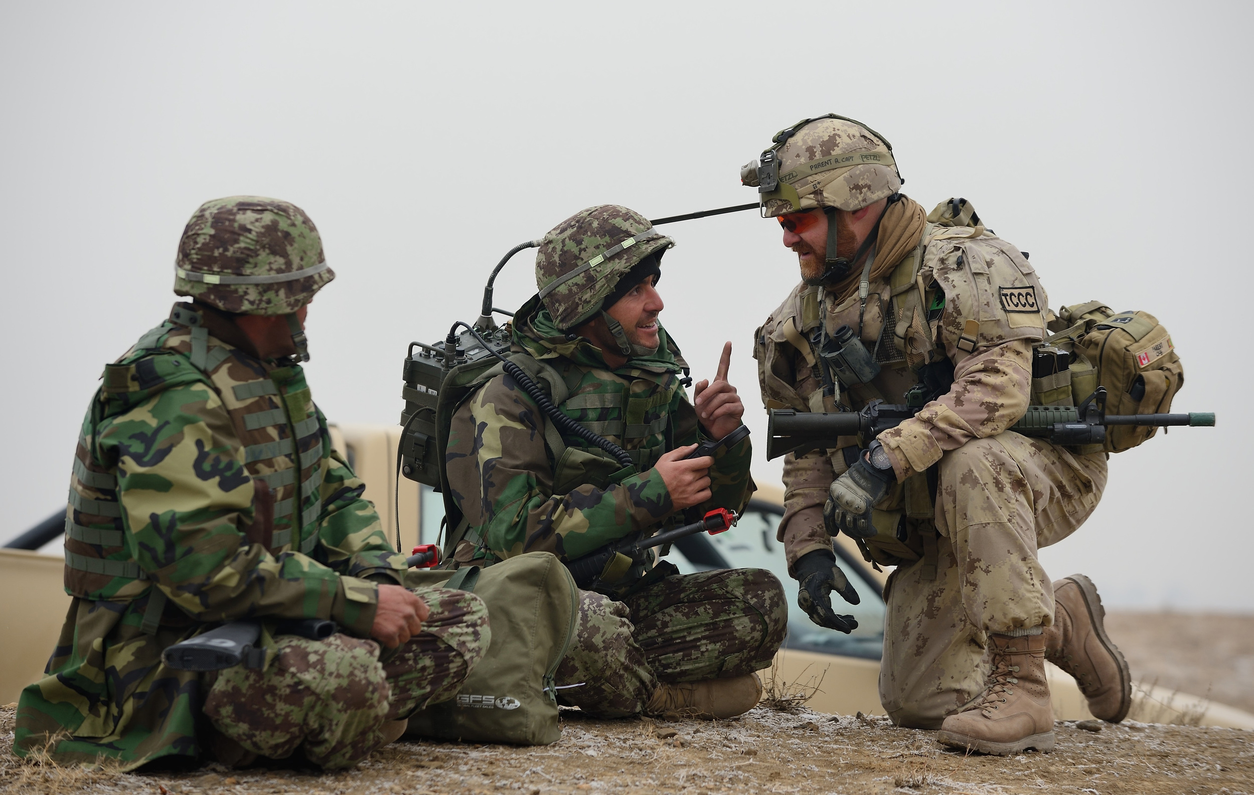 During the six years that Canadian soldiers were deployed on their combat mission in Kandahar, numerous offensive operations were mounted against the Taliban.