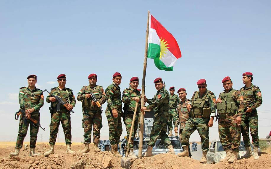 In the spring of 2014, when Daesh was overrunning Iraqi security forces in the Sunni Triangle, the Kurdish peshmerga took advantage of the chaos to launch their own offensive against the Iraqi army.