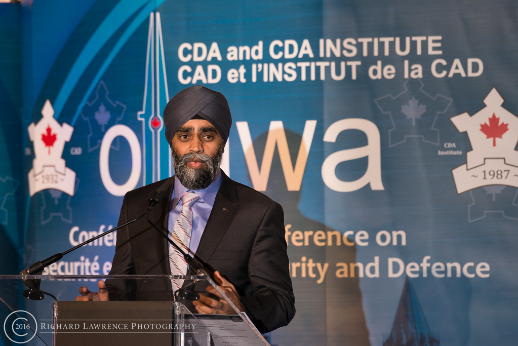 Defence Minister Harjit Sajjan has said that the defence policy review will be completed by the end of this year.