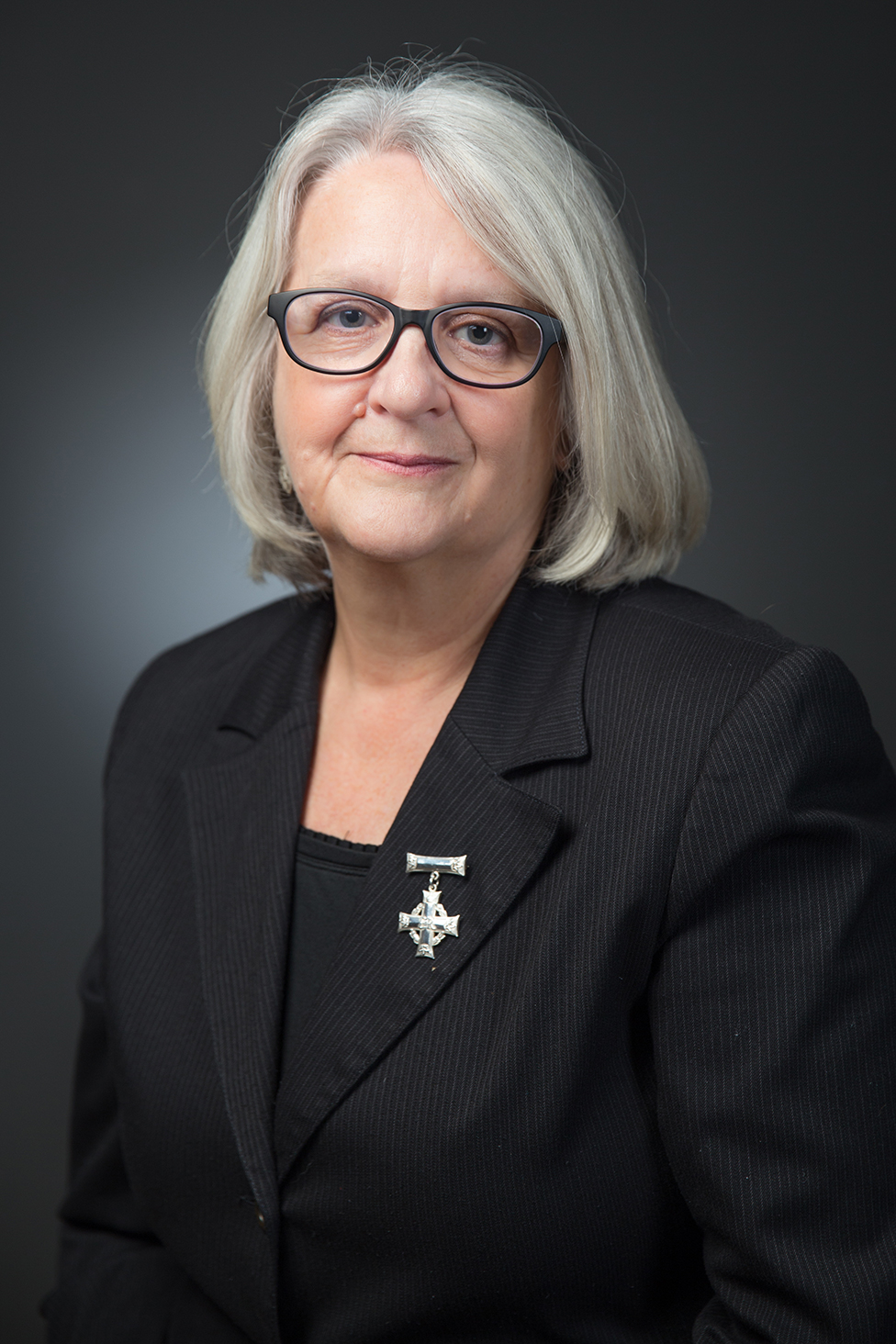 Sheila Anderson, Canada's Silver Cross Mother for 2015-2016 was the first from the Northwest Territories.