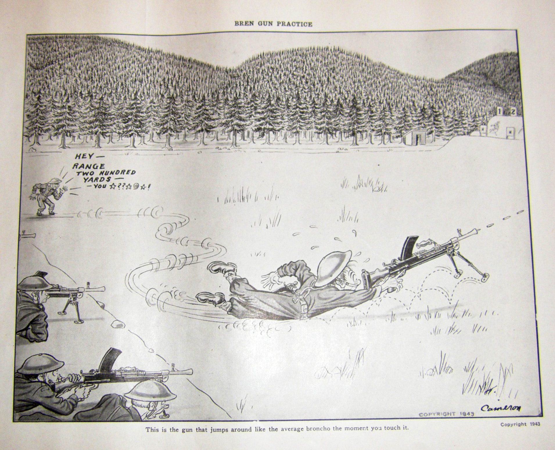 HERBIE TO THE FRONT: Canadian war cartoonists of the Second