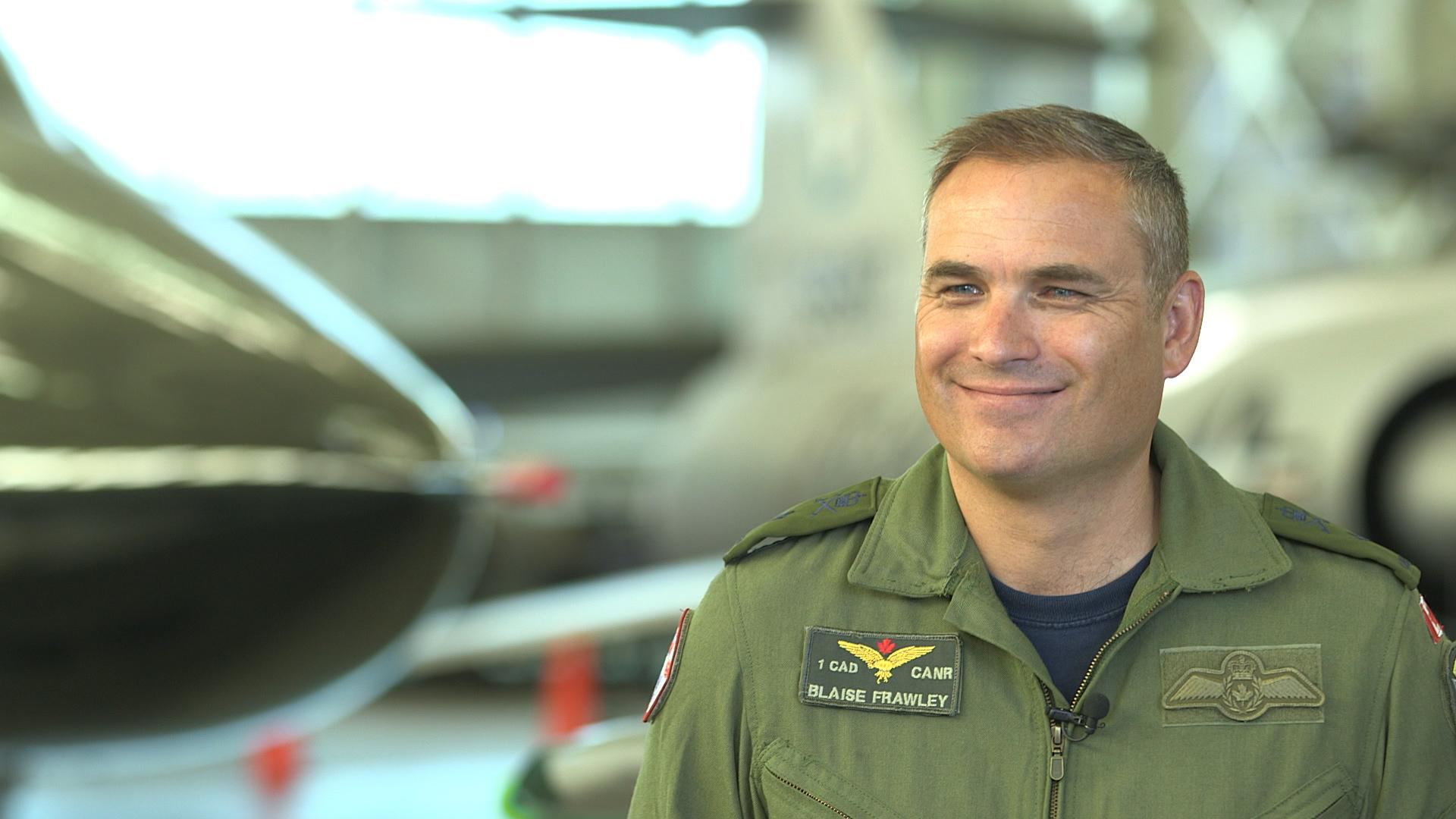 Brigadier-General Blaise Frawley was the Combined Forces Air Component Commander at Exercise Rim of the Pacific (RIMPAC) 2016. In the Forces since 1985, BGen Blaise Frawley was appointed Director General Space on June 9, 2016. (rcaf)