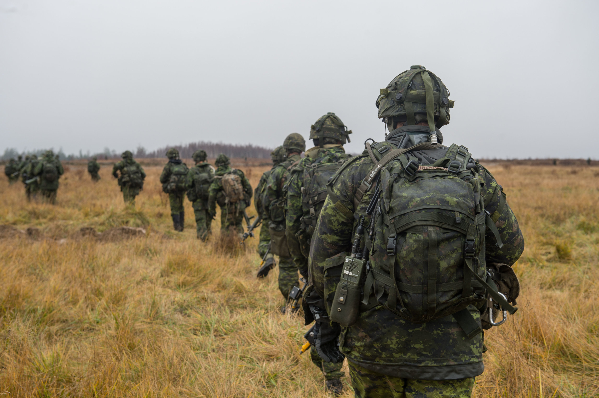 """Historically, the military is a """"culture that demands placing all else before one's needs."""" (cpl geneviève lapointe, gagetown)"""