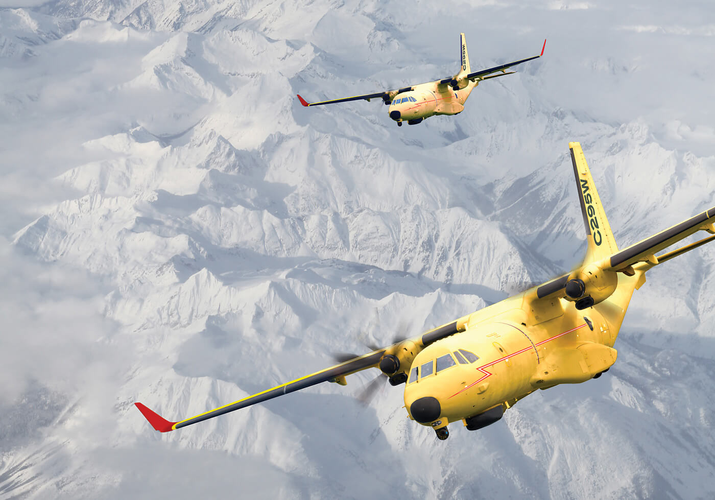 With the announcement on December 8, 2016 that Airbus' C295W has been selected as Canada's next fixed-wing search and rescue platform, the RCAF has begun preparing to receive its first aircraft in 2019 in Comox, BC. The sixteenth and final aircraft is expected to be delivered in 2022. (airbus)