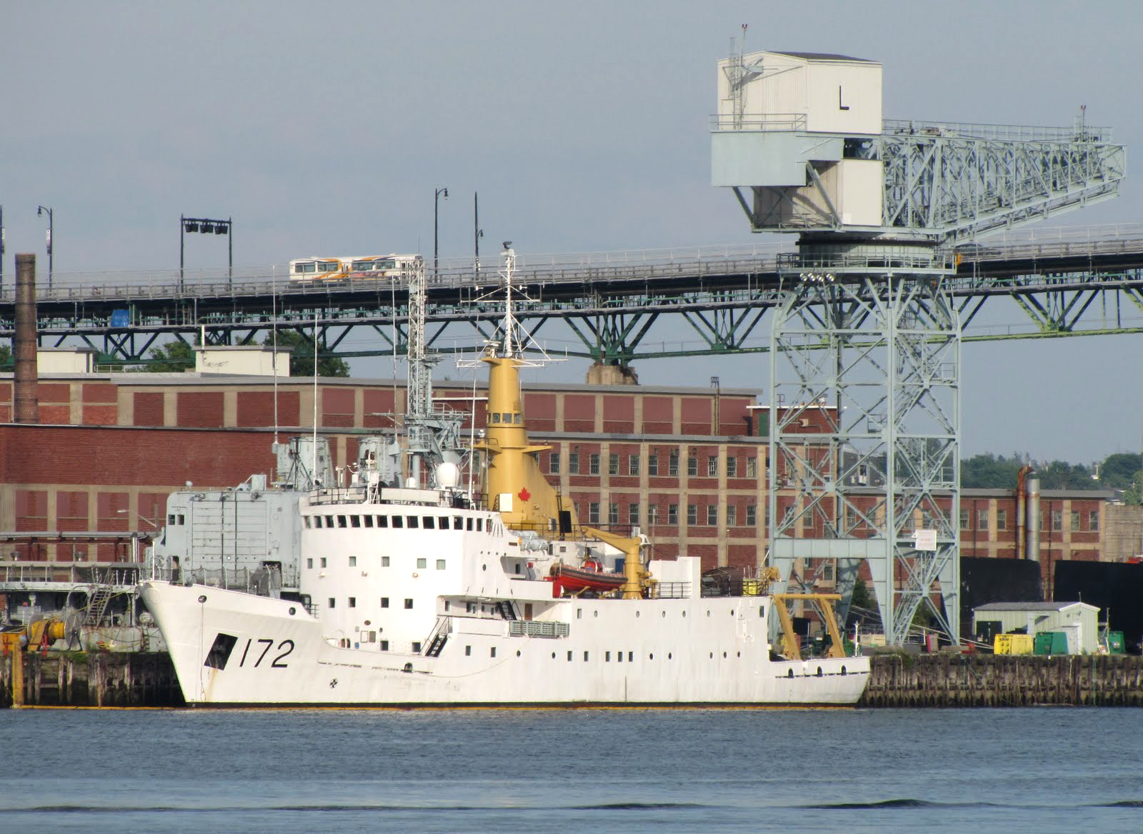 Conservative budget cuts to the RCN resulted in the CFAV Quest, the last oceanographic research ship used by the RCN and Defence Research and Development Canada, to be permanently docked in Halifax since February 2014. The vessel will now be scrapped.