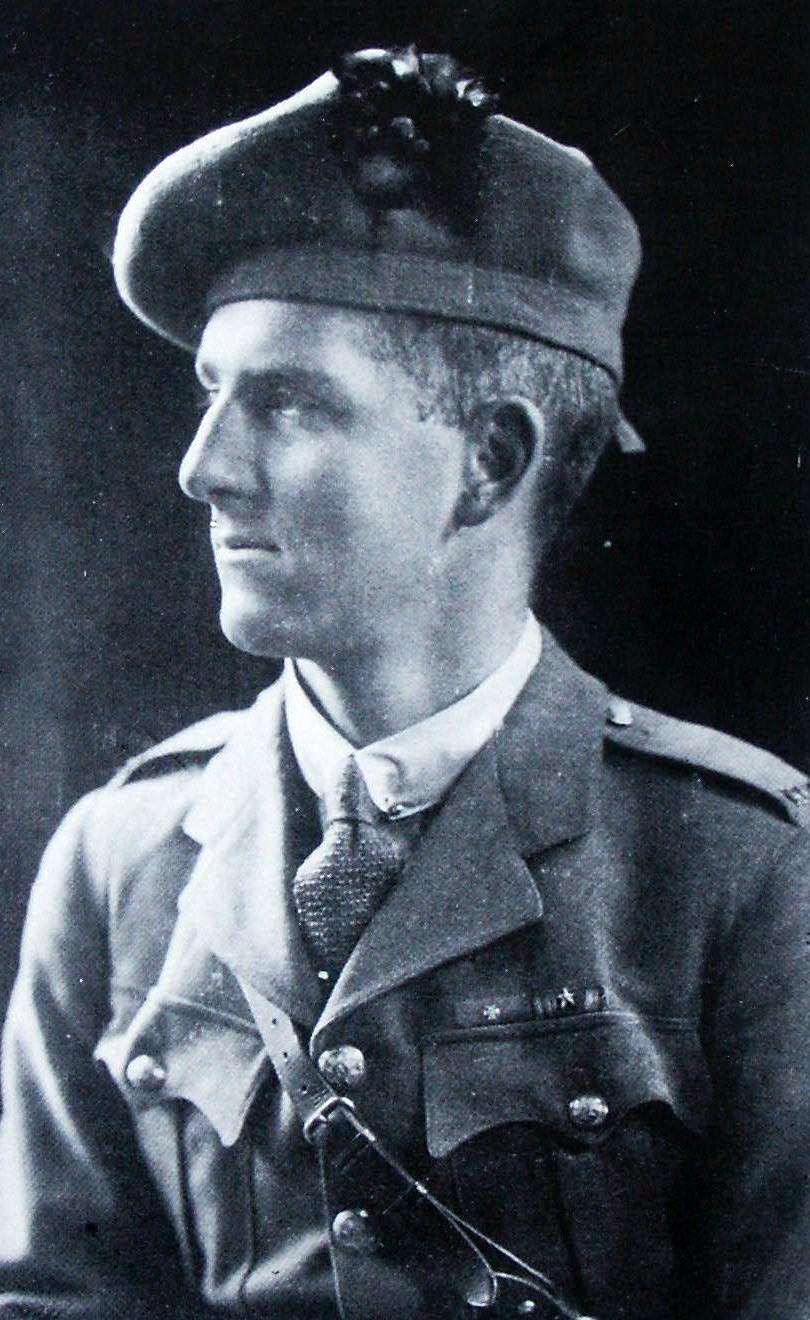 Frustrated at his country's neutrality, the Dane unsuccessfully sought to join the French, British and American armies. Refusing to give up, he stumbled on a Canadian recruiting centre in New York and soon found himself on a train bound for Montreal and the 42nd.