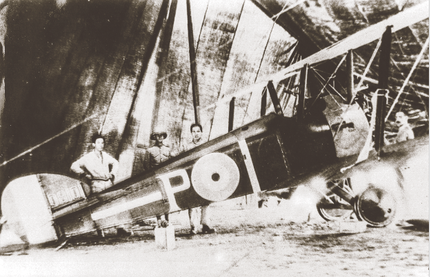 Birks got his last two victories in Ruston Proctor-built Camel D8101. Gordon Apps and William C. Hillborn subsequently scored one victory each in it.