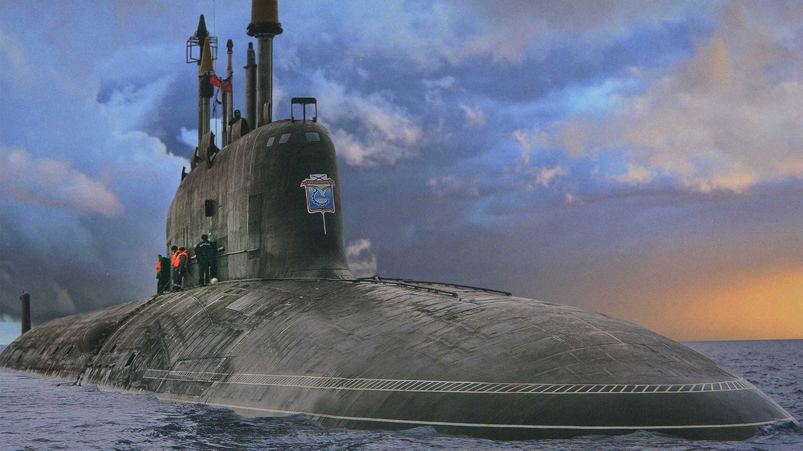 """... the only conceivable submarine fleet that would oppose Canada is the Russian one"""