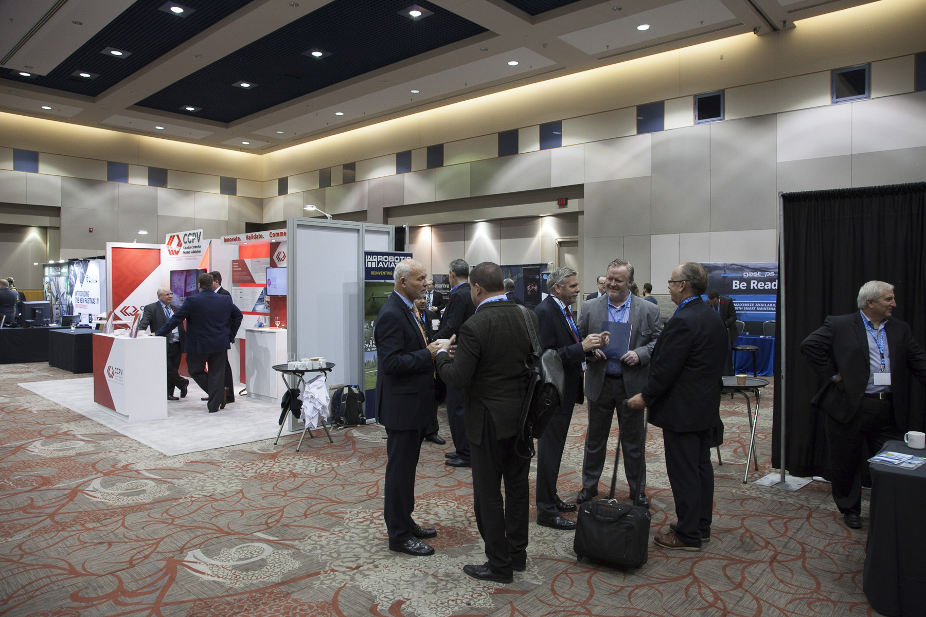 The Best Defence Conference is held each Fall in London, which is at the heart of Southern Ontario's defence-related industries.