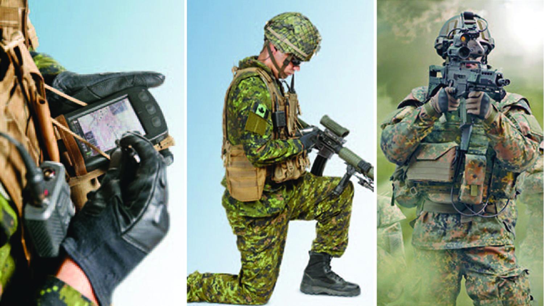 "Rheinmetall""s modular, flexible soldier system (RHEINMETALL)"