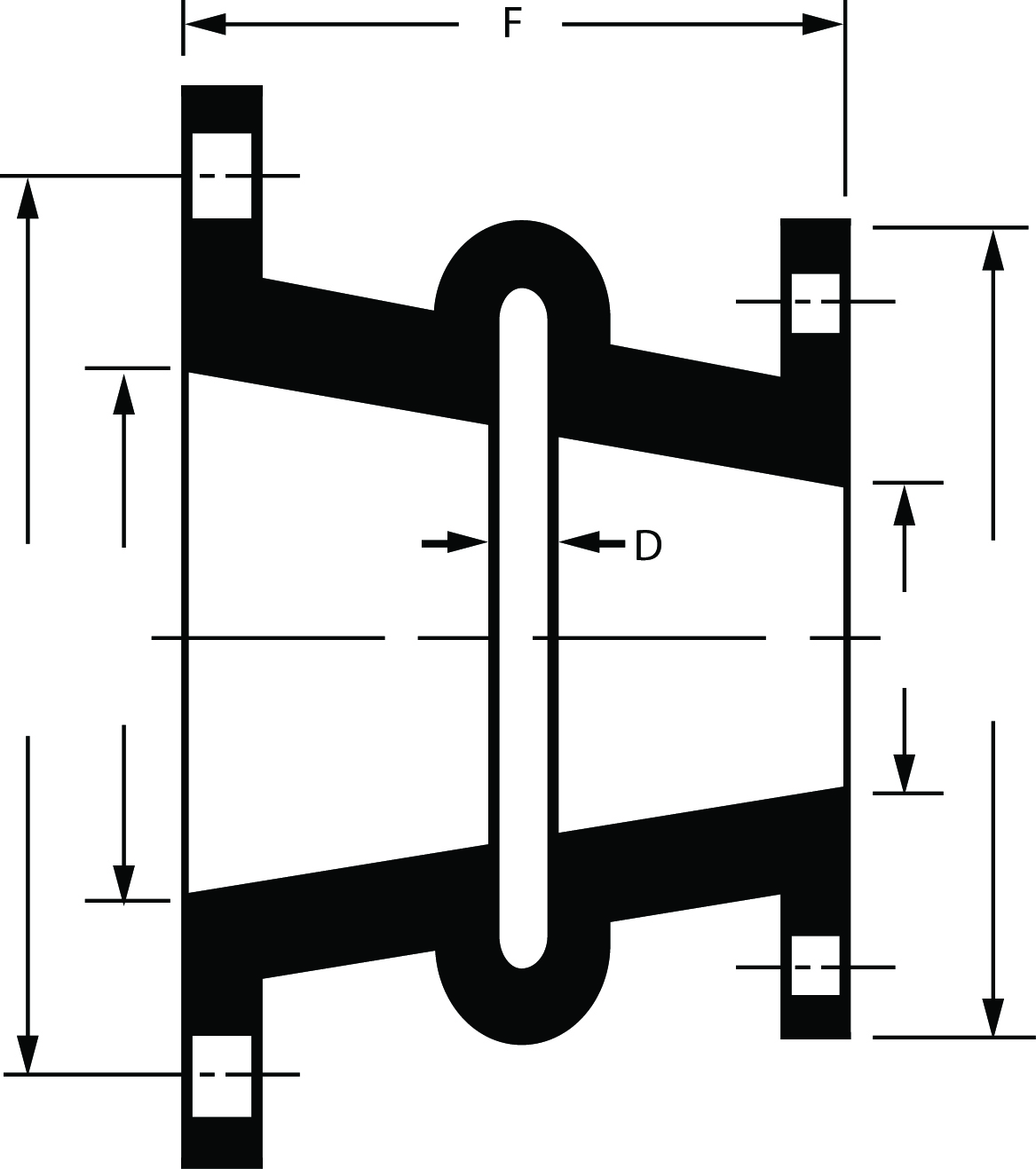 LaFavorite Industries Inc : Concentric Spool Type Expansion Joint