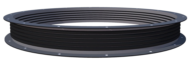 LaFavorite Industries Inc: Flexible Bus Duct Connector