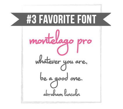 Montelago pro cursive script font