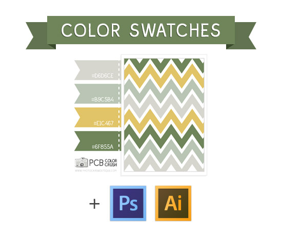 How to use an ASE color palette.