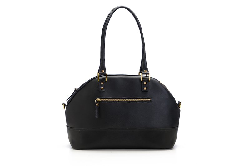 Chelsea Camera Bag in Black