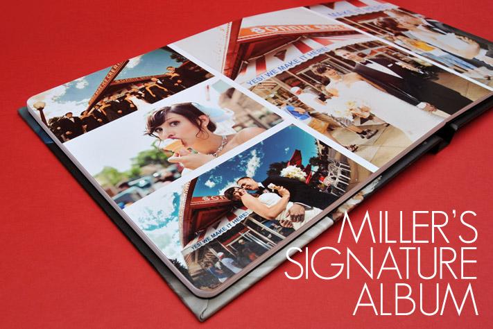 Miller'sSignatureAlbumRed