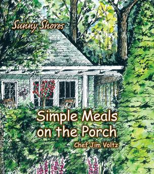 Simple Meals on the Porch