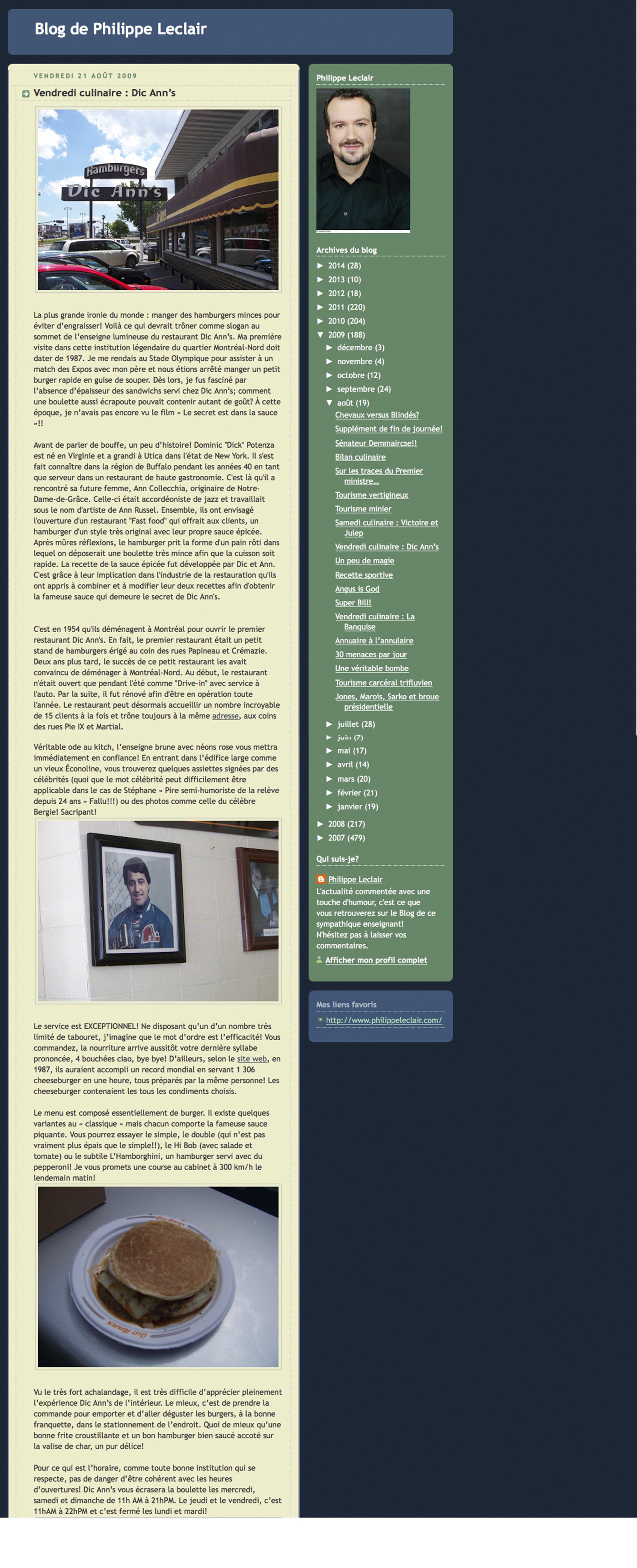 HTTP://WWW.PHILIPPELECLAIR.COM