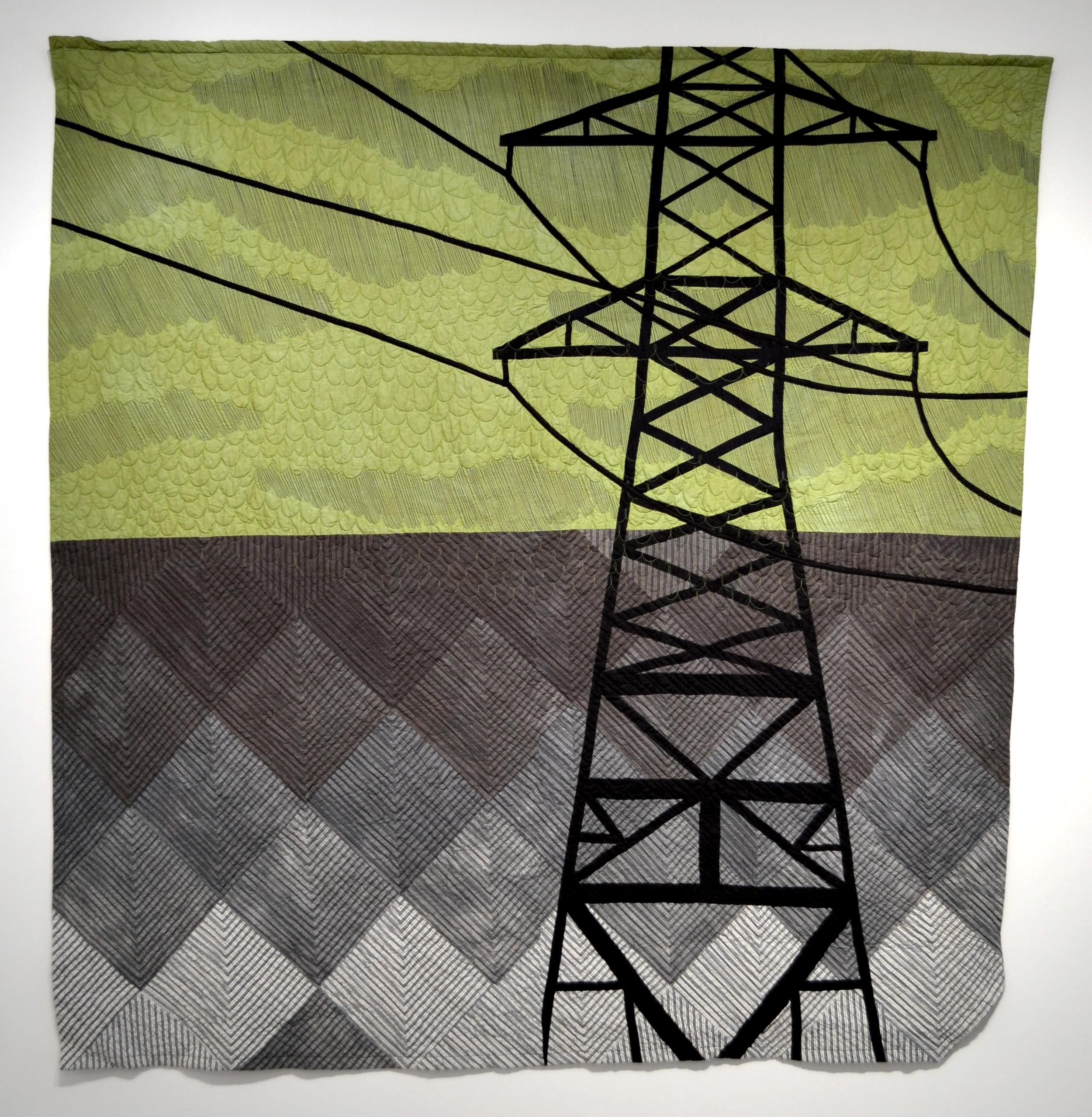 Power Lines.IA.April