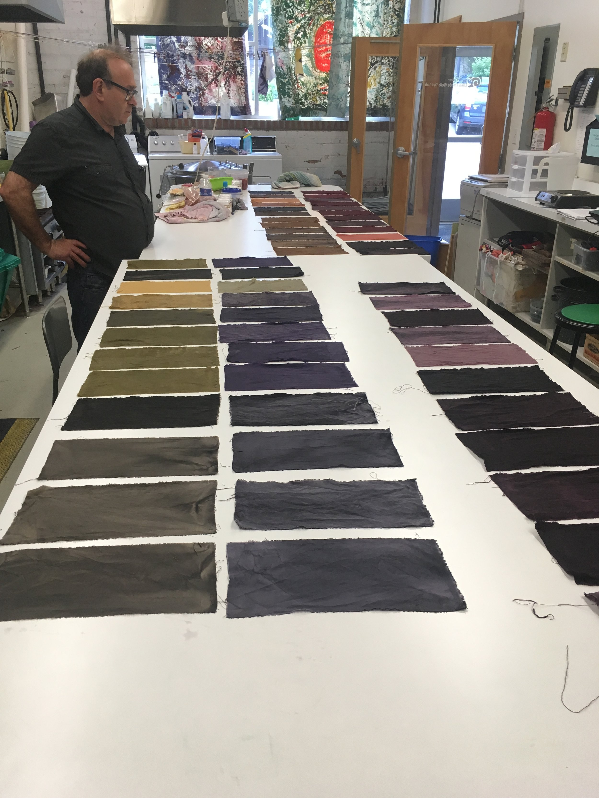 we made so many colors!