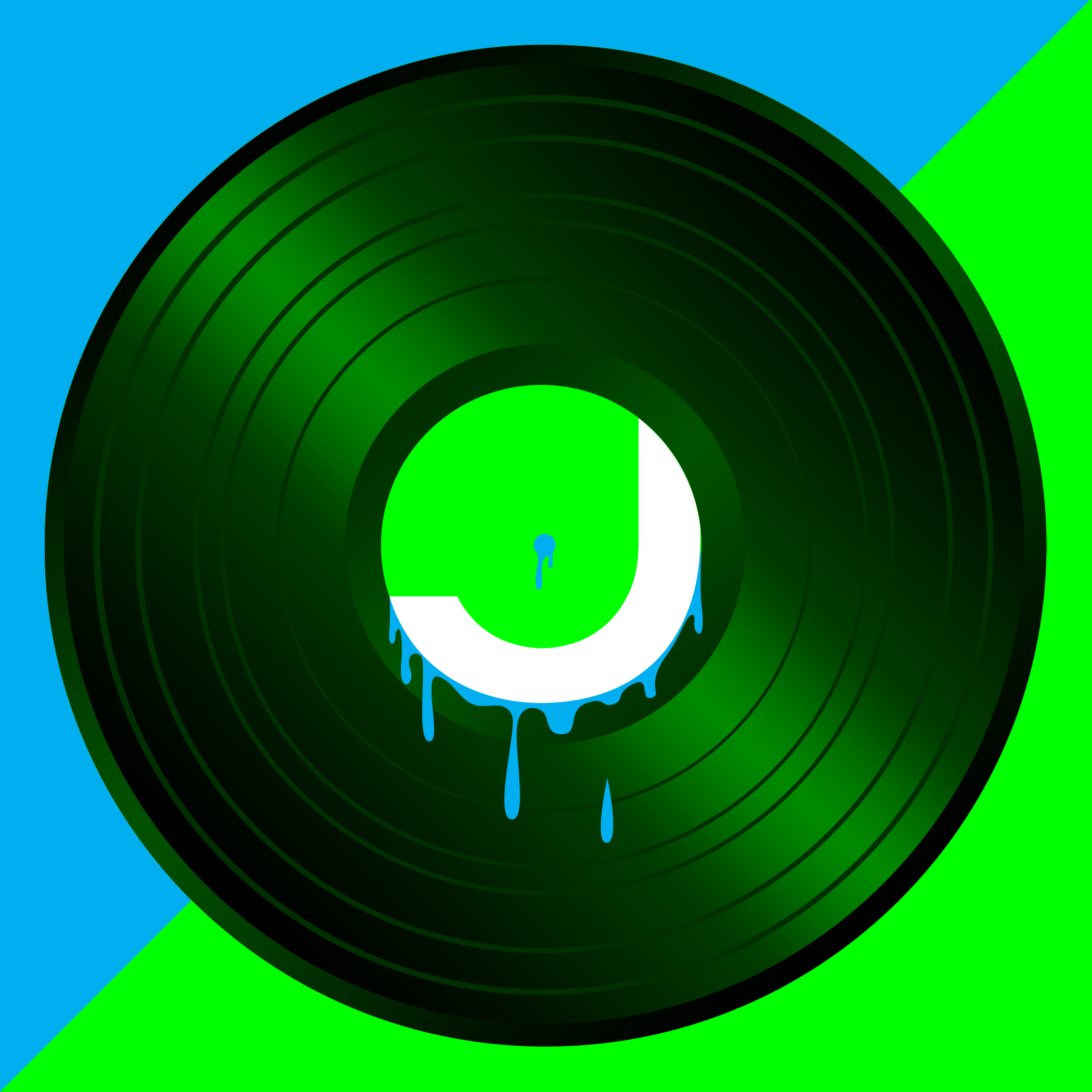 ...july jamm playlist icon...