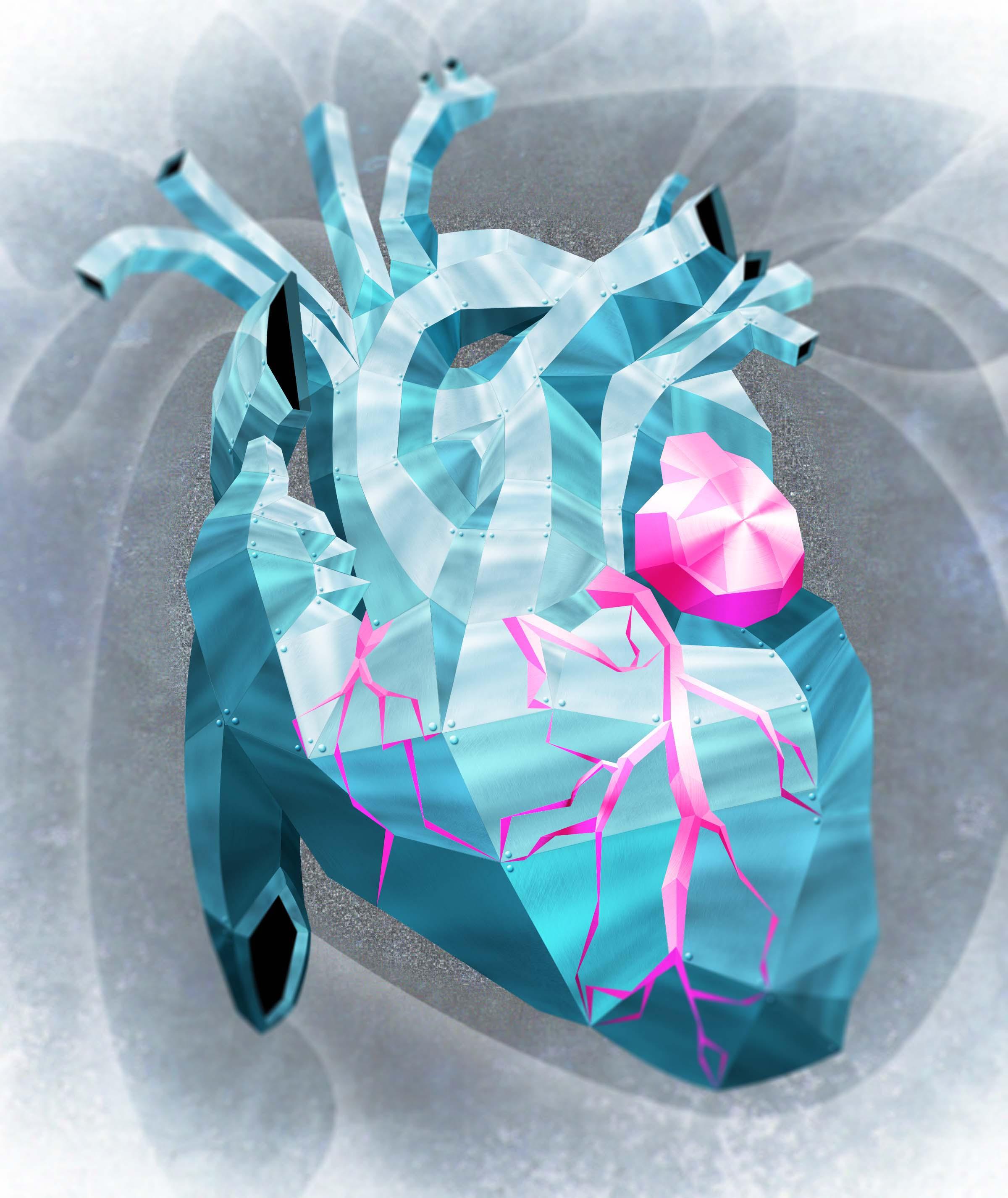 ...heart of steel...
