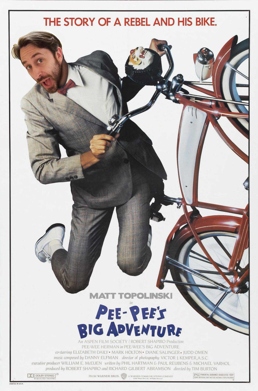 ...peepee's big adventure...