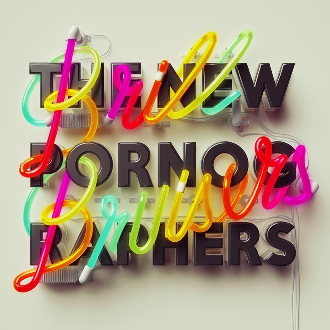 ...the New Pornographers latest album, Brill Bruisers...