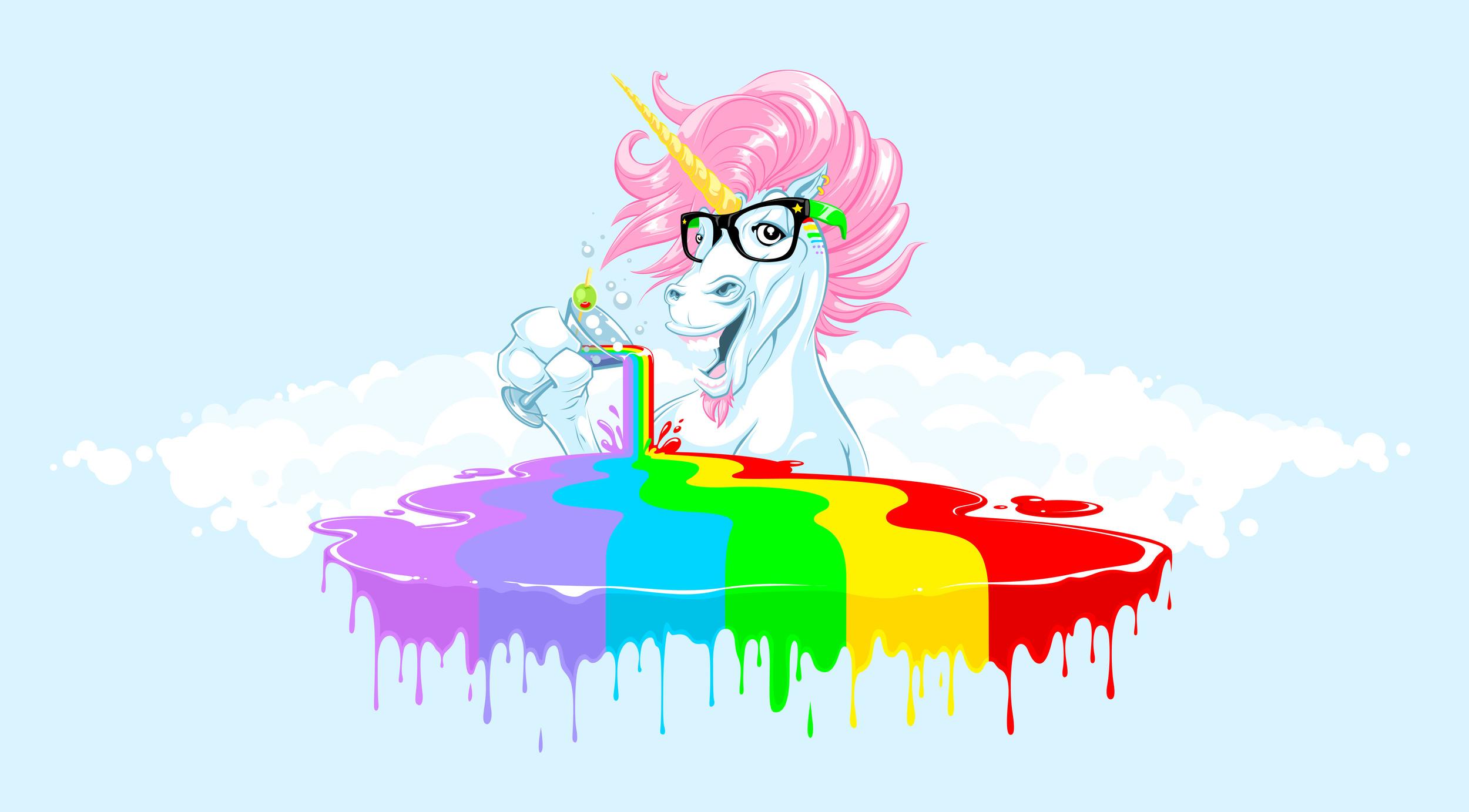...unicorn libation final design...