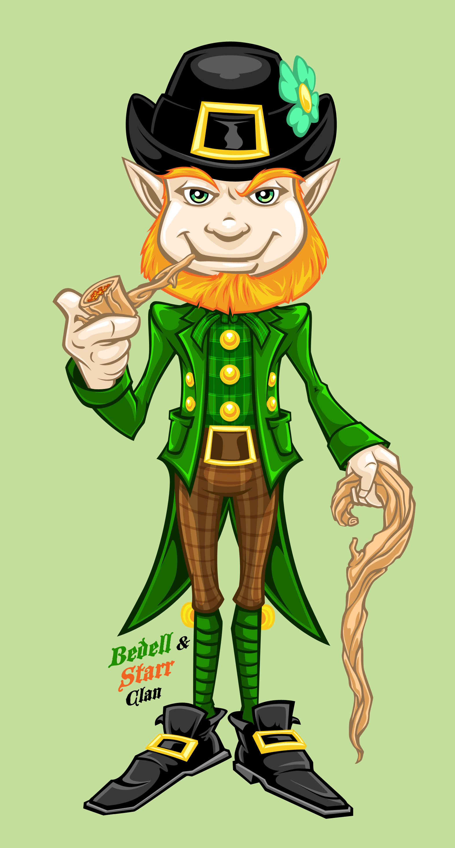 ...leprechaun commission...