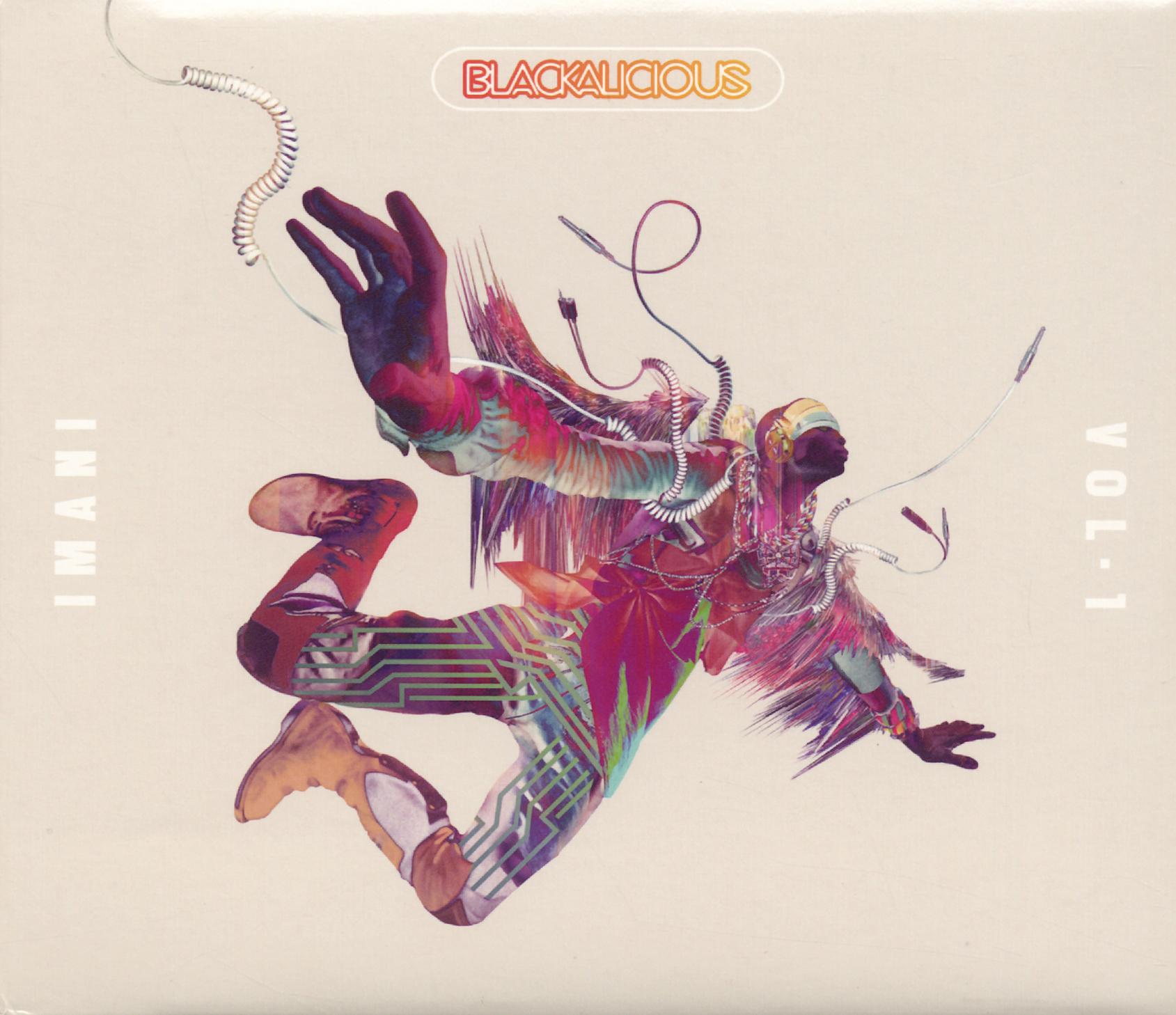 "...cover art for Blackalicious' latest album - ""Imani Vol.1"""