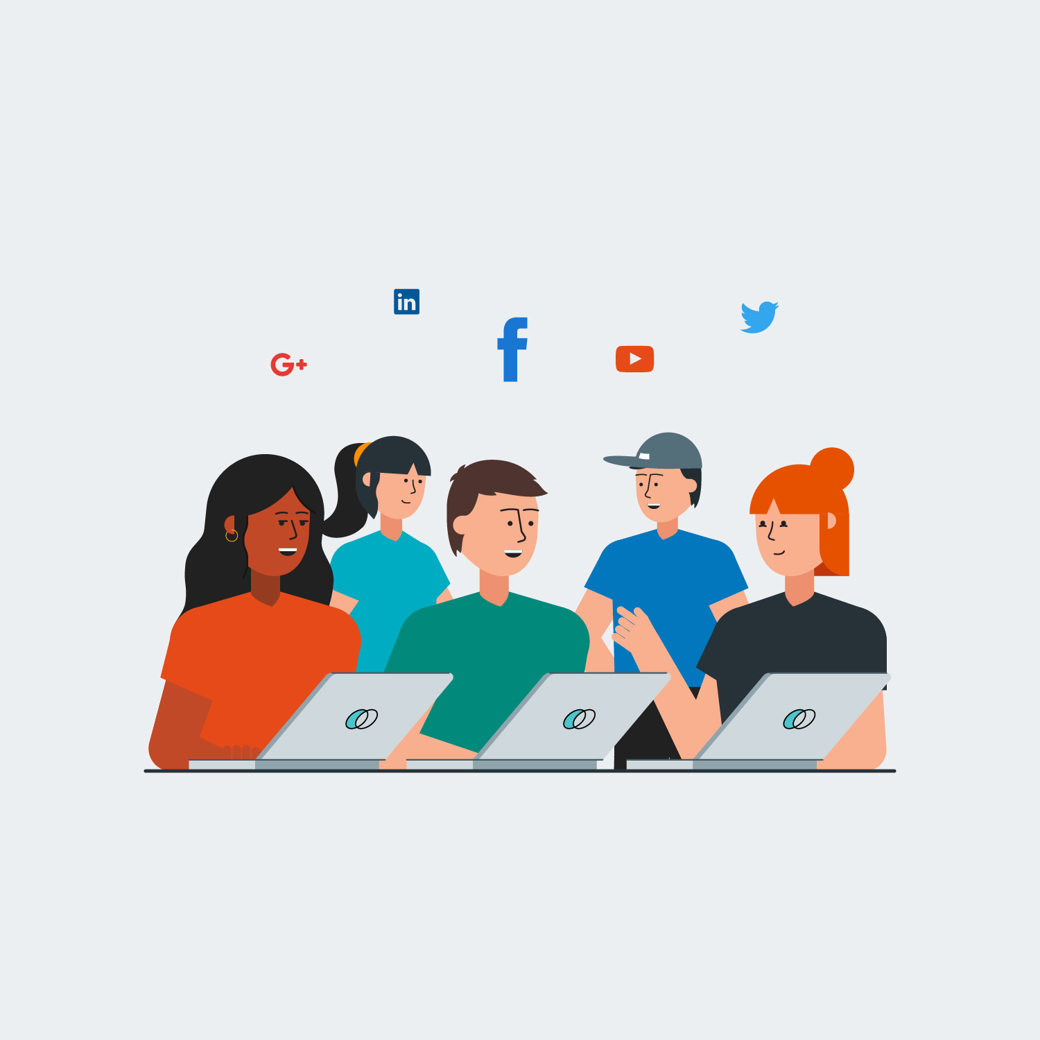 Tip #4: Create New Social Media Profiles Specifically for College - Social media is fun, so students need not worry about compromising their online activities with friends (but remember Tip #1). It is liberating for students to separate their social media activities with friends from the content colleges will want to see (see Tip #3).