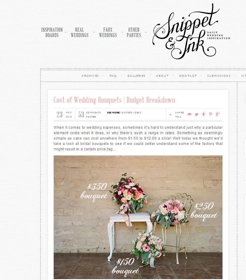 cost of wedding flowers, wedding bouquet prices, studio fleurette.jpg