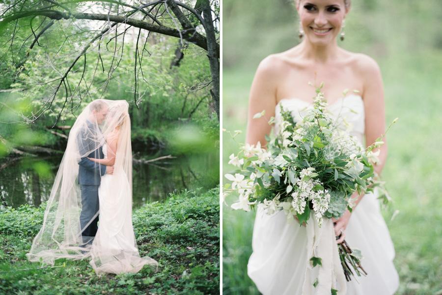 succulent bouquet, organic green wedding bouquet