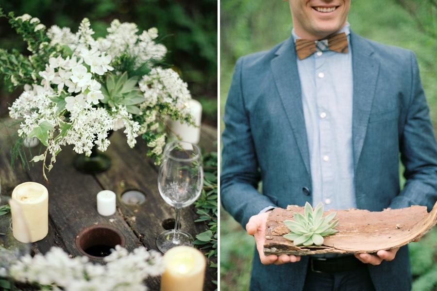 succulent floral design, wedding succulents, studio fleurette